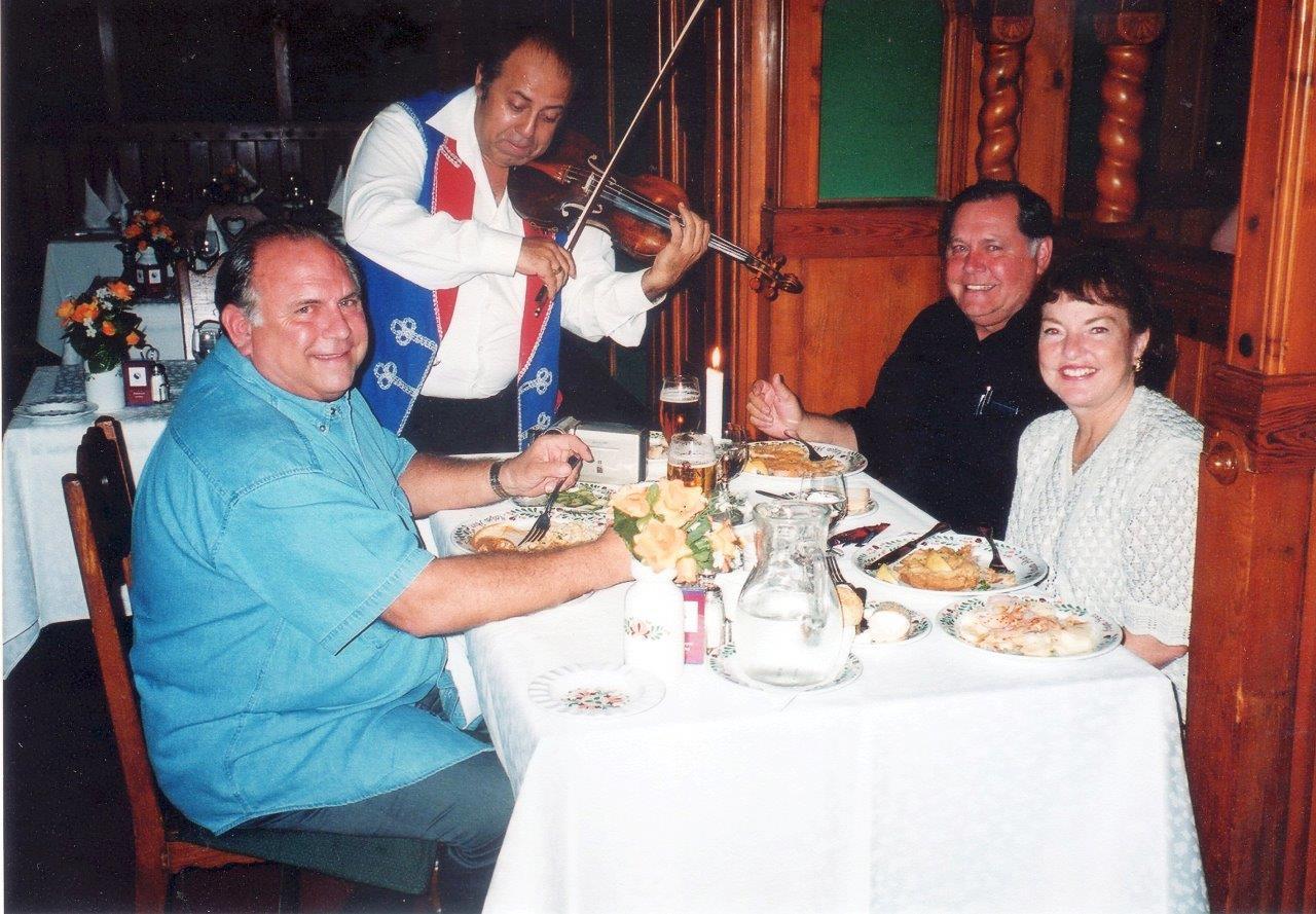 Matyas Pince Restaurant/Budapest 2002