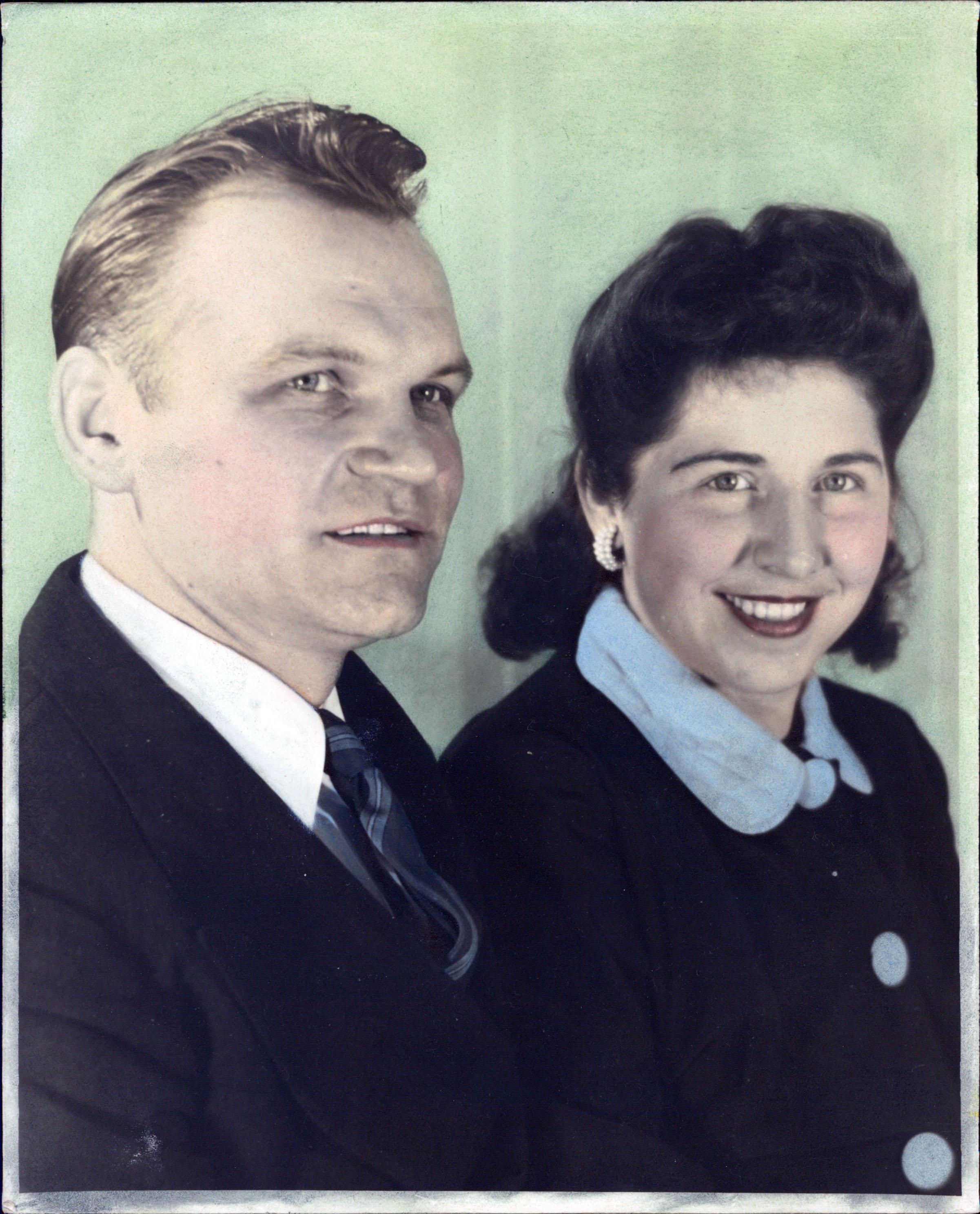 Bela and Margaret